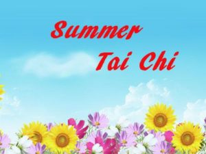 Summer Tai Chi 2019