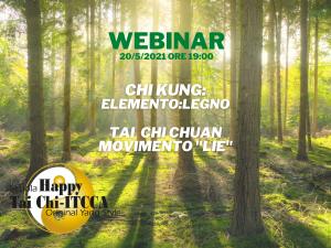Webinar di Chi Kung e Tai Chi Chuan – Scuola ITCCA/HTC